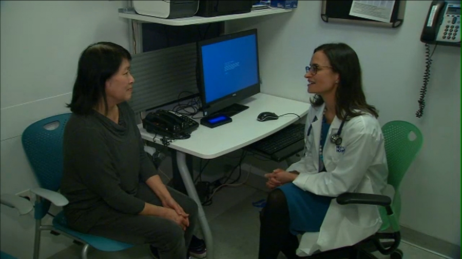 NYC hospital using vegan diets to help people with chronic health problems